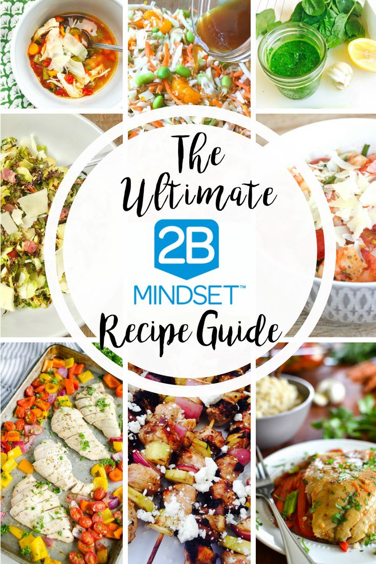 The Ultimate 2b Mindset Recipe Roundup Beachbody Meal Plan Recipes Beachbody Recipes