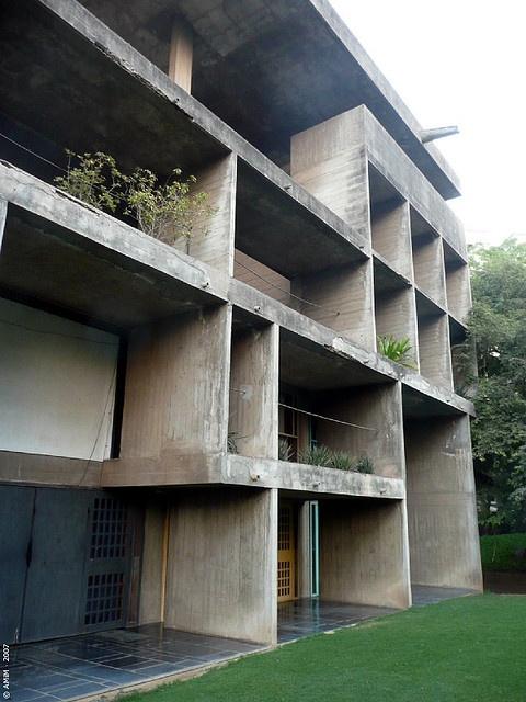 04135 ahmedabad casa shodan arq le corbusier by - Casas de le corbusier ...