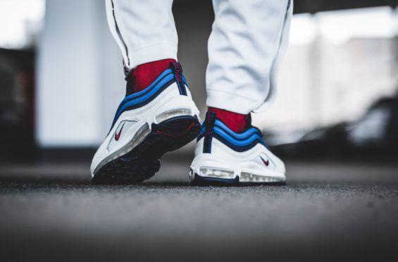 Nike Air Max 97 SE Pull Tab 'Obsidian' | More Sneakers