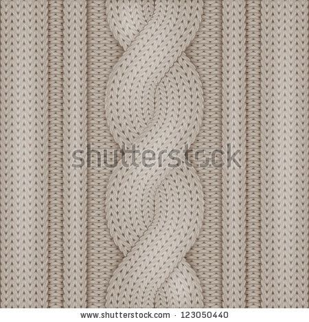 Knitting Stitches Vector : 28 best images about Chappy Wrap new design idea - cable knit blanket on Pint...