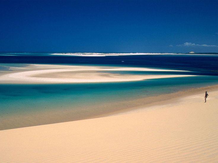 L'archipel #Bazaruto, #Mozambique