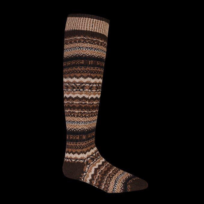 moncler w - socks in brown