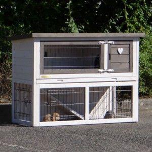die besten 25 hasenstall winterfest ideen auf pinterest hasen gehege kaninchenk fig und. Black Bedroom Furniture Sets. Home Design Ideas