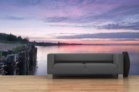 Sunset, Fototapete nach Maß // René Ledrado von monofaktur GmbH