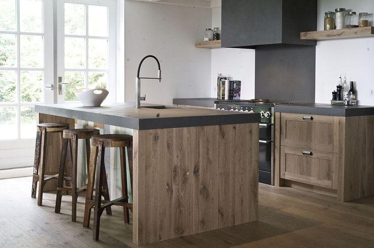 Keuken Verbouwen Planning : Sijmen interieur boerderij verbouwen Pinterest Interieur