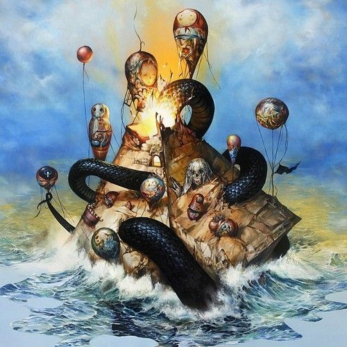 Circa Survive - Descensus album artwork