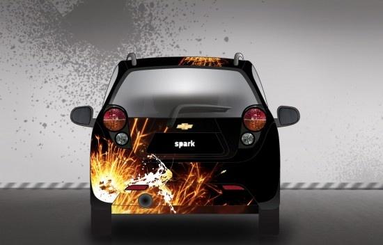 #Chevy #Spark