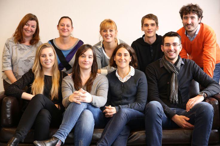 Déjeuner de Noël avec les équipes de Digisanté, Smaak et Mars Videos