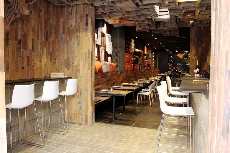 Canalla bar es la barra de canalla bistro, restaurante en valencia ...