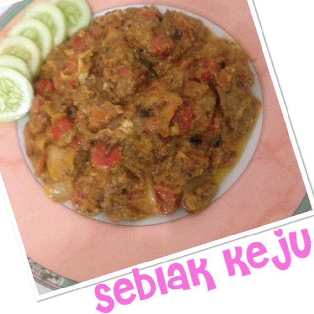 Seblak Keju - Bandung Culinary
