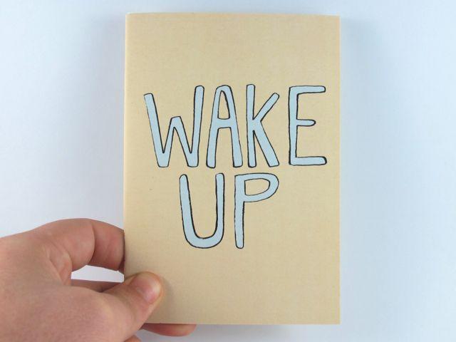 Wake Up (Sarah Catherine Firth)