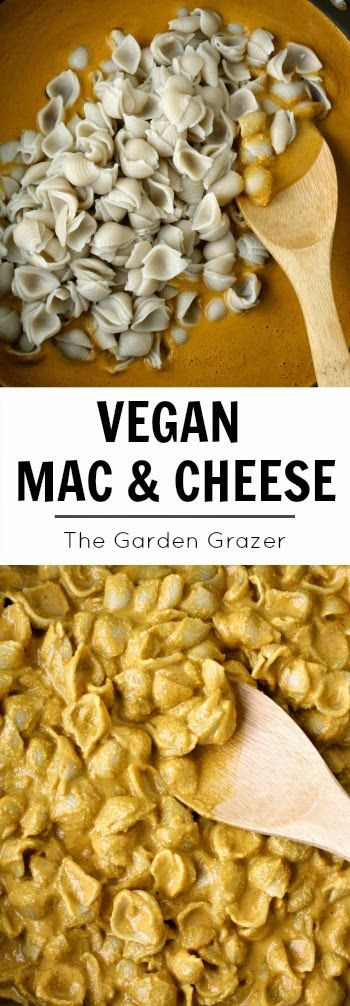 This simple, healthy version is made dairy-free with a flavorful cashew cheese sauce! Add broccoli for mac & cheese with trees!! (vegan, gluten-free)