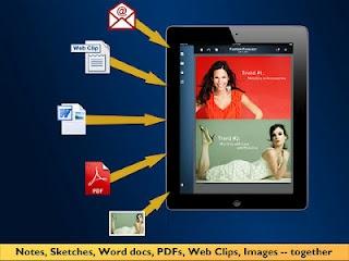 ProjectBook. Carnet de notes et gestion de tâches. Cette application transforme votre tablette en un puissant outil d'organisation et de productivité.