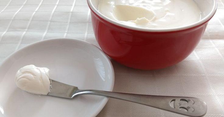 自家製クリームチーズ by ★よっちゃん06★ 【クックパッド】 簡単おいしいみんなのレシピが275万品