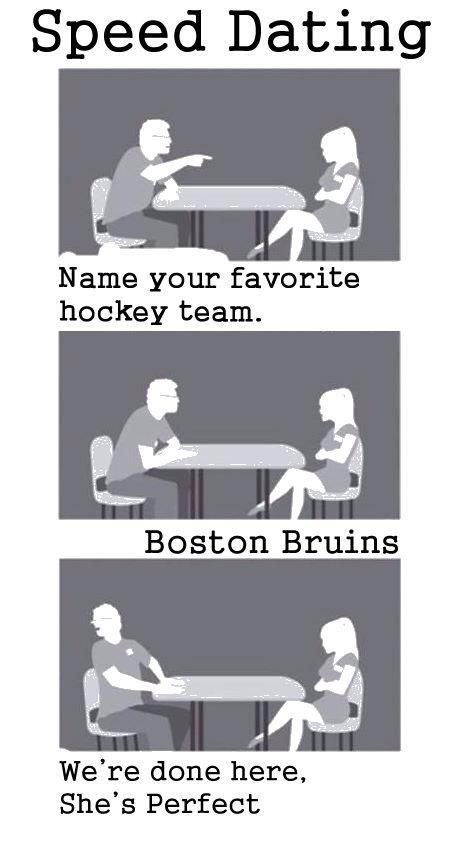 La speed dating boston