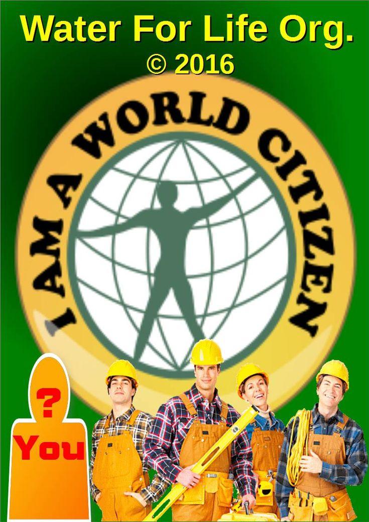WFL I am a World Citizen