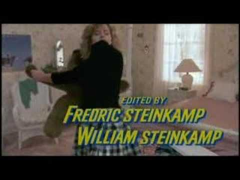 """Watched this opening so many times as a kid. Knew the dance too and did it along with her lol :) (From """"Adventures in Babysitting"""")"""