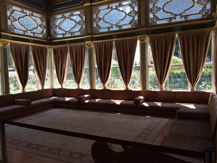 Summer Divan on the Bosphorus - Topkapi Palace, Istanbul
