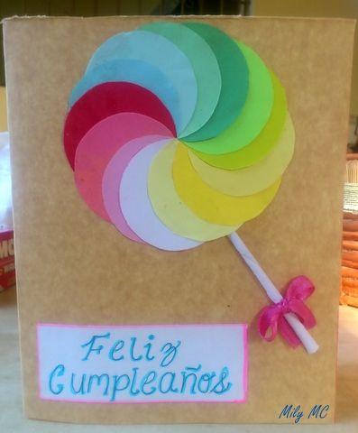 Birthday card!