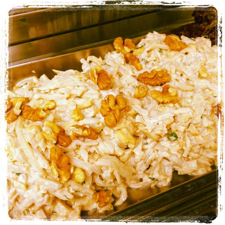 Waldorf Salad Trofea Grill Restaurant Kiraly Street 30-32