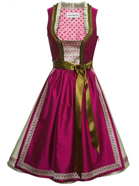 Oooooh my God. This dirndl just broke my heart.