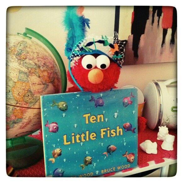17 best images about oceans on pinterest preschool for Ten little fish