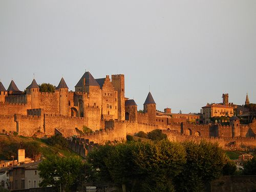 Carcassonne - This town is not to be missed with its impressive and perfectly well-preserved citadel and abundance of history.