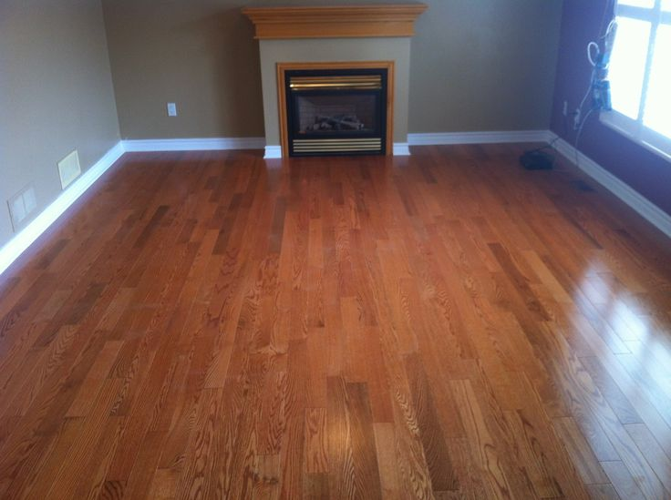 Solid Oak Flooring instsalled by: Don Of All Trades Professional Home Ma...