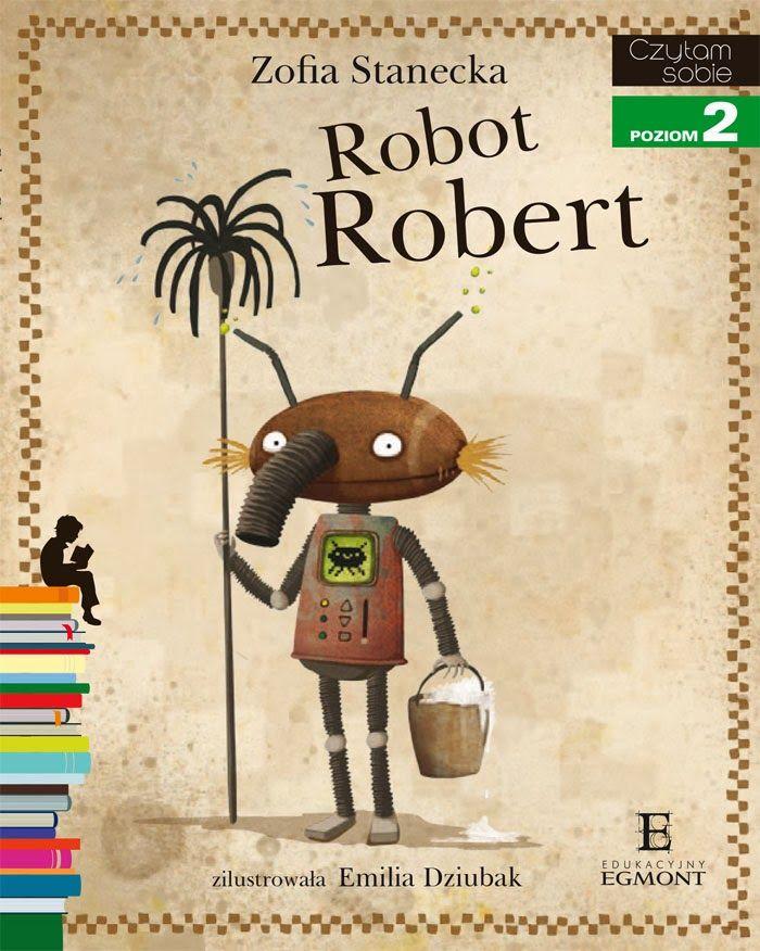 Sroka o....: Robot Robert