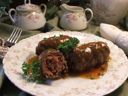 Beef Rolls (Rindsrouladen)