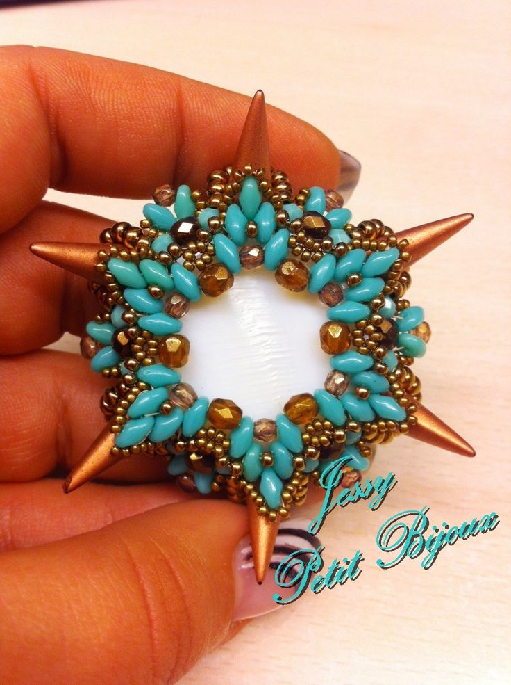 Video Tutorial : http://www.youtube.com/watch?v=ZdAQUussH3o  #Seed #Bead #Tutorial