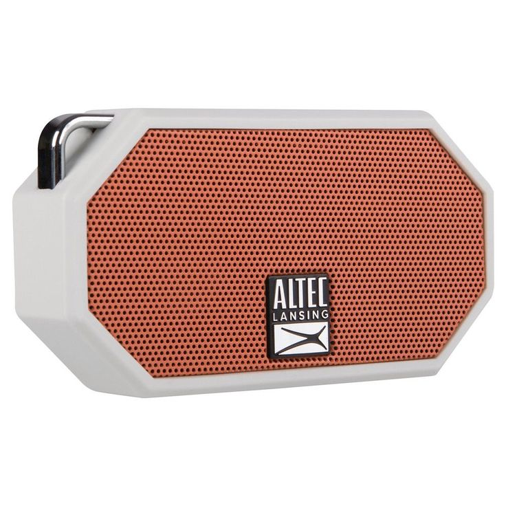 Altec Mini H2O Bluetooth Waterproof Speaker -