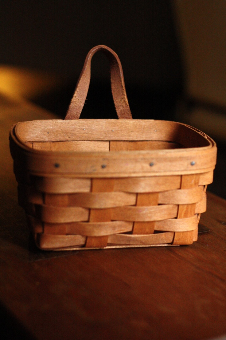 32 best Longaberger Baskets/Pottery all the ones I at one time or ...