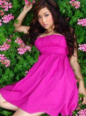 ピンクに囲まれて可愛い♡ブレンダ・ソング♡