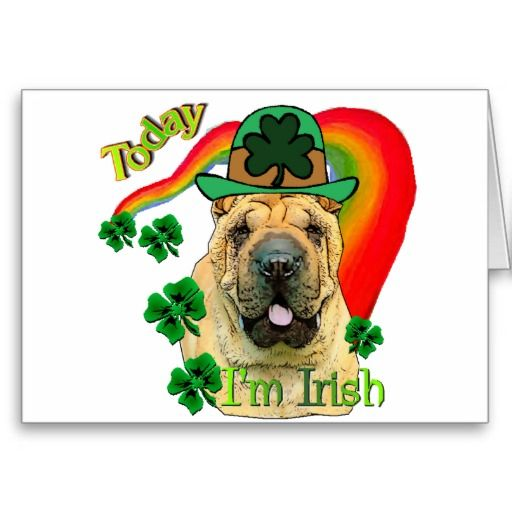 >>>Low Price Guarantee          Chinese Shar-pei St. Pattys Greeting Card           Chinese Shar-pei St. Pattys Greeting Card online after you search a lot for where to buyThis Deals          Chinese Shar-pei St. Pattys Greeting Card Here a great deal...Cleck Hot Deals >>> http://www.zazzle.com/chinese_shar_pei_st_pattys_greeting_card-137049650134009382?rf=238627982471231924&zbar=1&tc=terrest