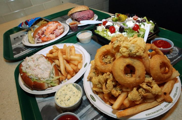 Kelly's Roast Beef - come for the roast beef, stay for the Kelly's bellies and onion rings!