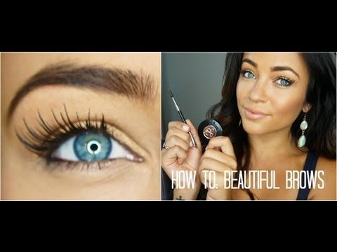 How To: Beautiful Brows - I am always searching for this video so I finally decided to pin it! :)