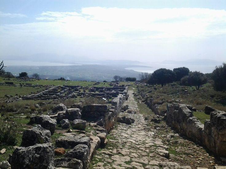 Αρχαία Κασσιώπη Πρέβεζας