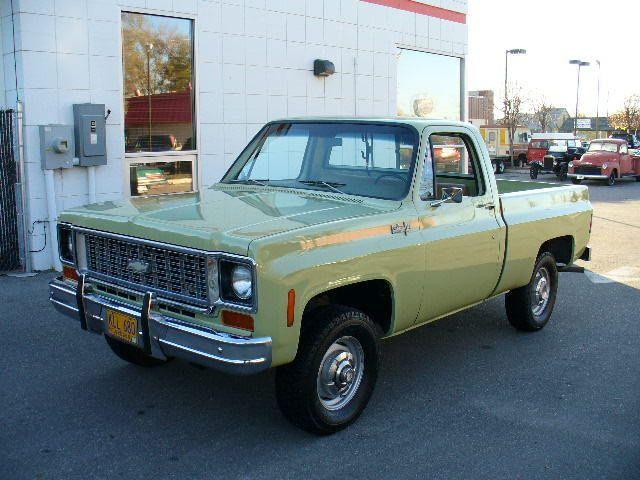 1973 Chevrolet / GMC Pick Up Truck C10 Cheyenne | Flickr - Photo Sharing!