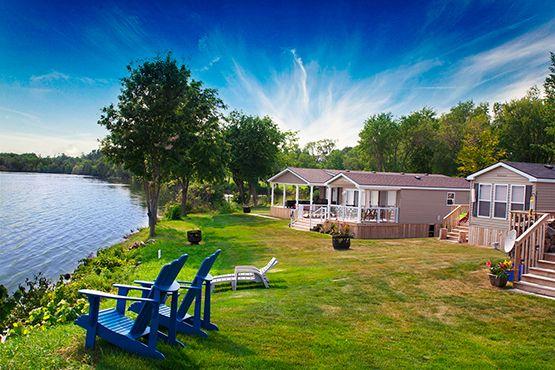 8 Cottage Resort Locations in Ontario #cottage #resort #recreational #maintenancefree #entertainment #activities #CottageCountry