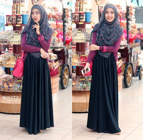 #fashion #hijab