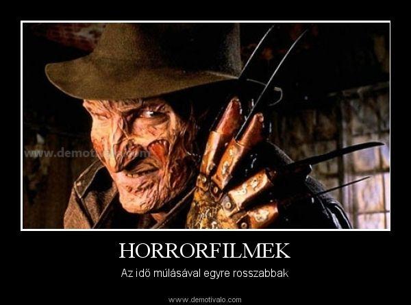 horrorfilmek - Google keresés