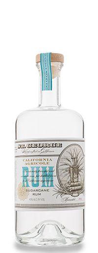 ST George Sugarcane California Agricole Rum