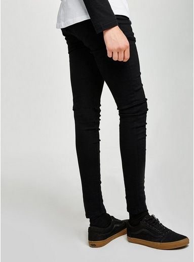 1bea7468 Mens Black Super Spray On Skinny Jeans in 2019 | Products | Jeans ...