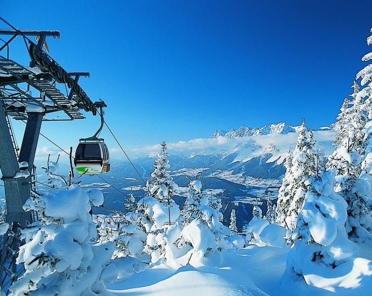 Austria, Schladming!