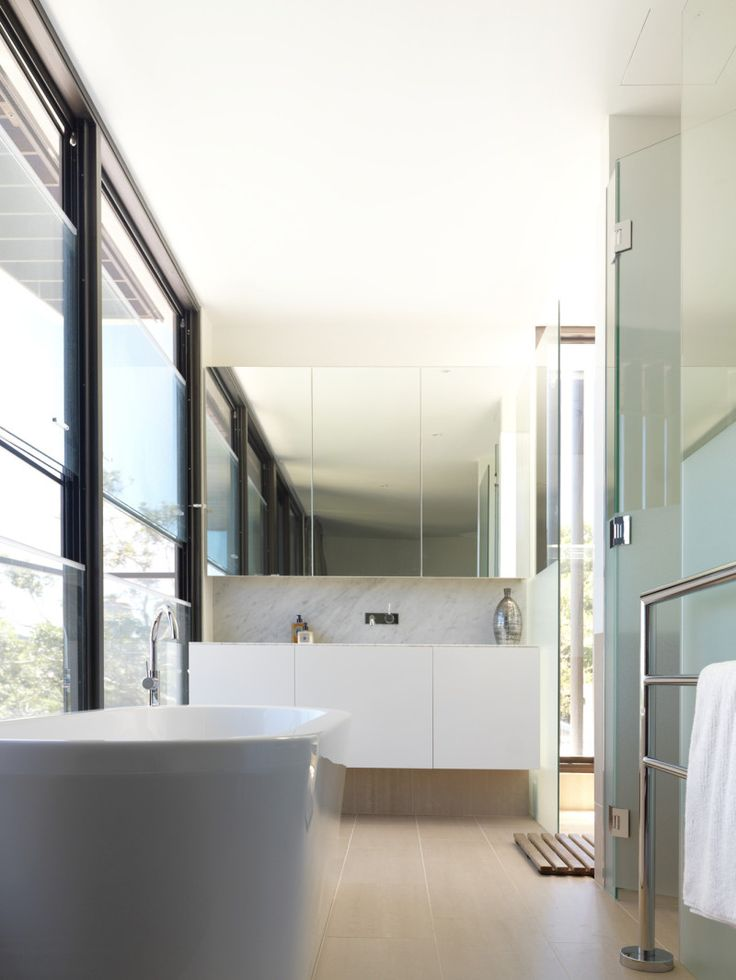 Image 7 Of 29 From Gallery Of Cliff Top House / Luigi Roselli. Photograph  By Justin Alexander