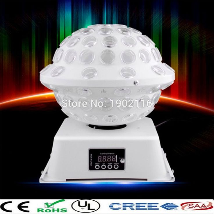89.00$  Watch here - http://alipny.worldwells.pw/go.php?t=32732453731 - Newest Cheap price RGB LED Crystal Magic Ball Stage Effect Lighting Lamp Party Disco Club DJ Light Show factory directly sale 89.00$