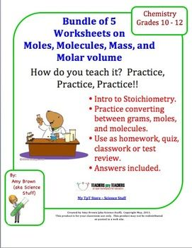 worksheets study chemistry worksheets worksheets bundle worksheets ...