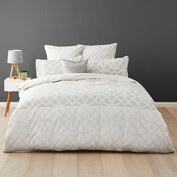 Organic Sphere Quilt Cover Set, $49 plus postage from Target AU