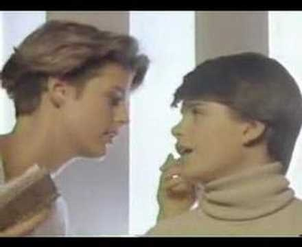 """Calvin Klein's """"Obsession"""" (1985): """"Ah, the smell of it."""" She's deep in Justin Bieber's blood."""